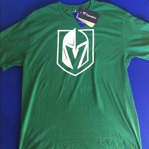 NEW Golden Knights St. Patrick's Day Fleury Tee